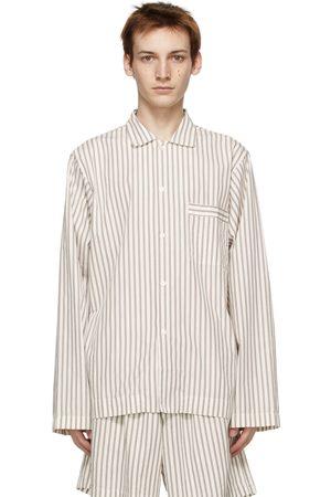 Tekla And Striped Pyjama Shirt