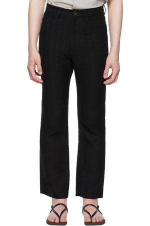 Auralee Linen Leno 5P Trousers