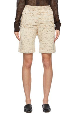 Auralee Super Fine Dyed Shorts