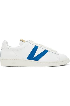 VISVIM And Leather Corda-Folk Sneakers