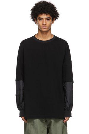JERIH Detachable Sleeves Sweatshirt