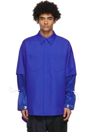 JERIH Detachable Shirt