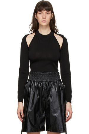 SYSTEM Cut-Out Sweater