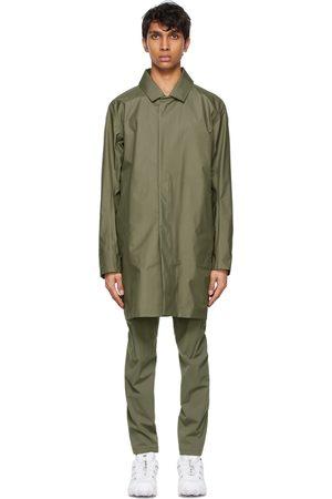 Veilance Khaki Partition LT Coat