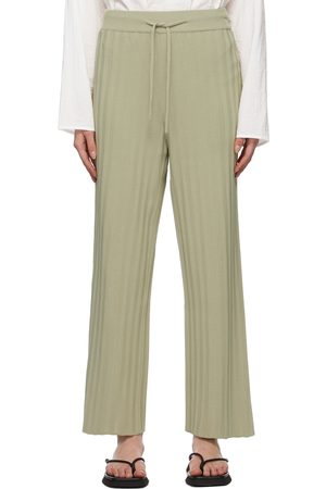 LE17SEPTEMBRE Rib Knit Lounge Pants