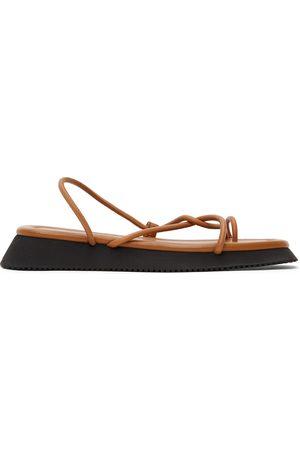 LE17SEPTEMBRE Toe-Ring Sandals