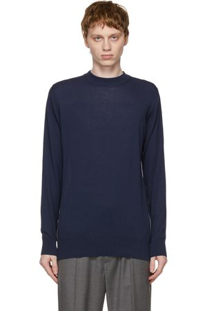 president's Men Sweaters - Cotton Crepe Sweater