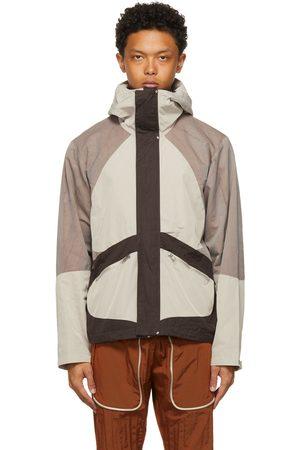 Arnar Mar Jonsson Men Jackets - Overdyed Composition Outerwear Jacket