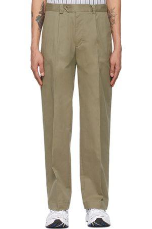 mfpen Men Pants - Twill Trousers