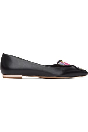 SOPHIA WEBSTER And Butterfly Ballerina Flats