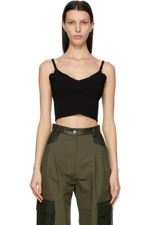 DRAE Women Camisoles - Knit Cropped Tank Top