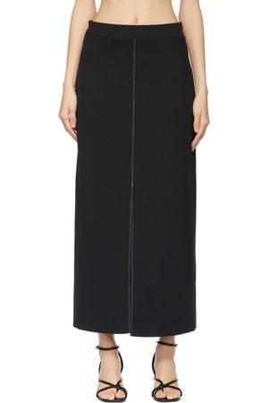 DRAE Women Midi Skirts - Jersey Stitch Skirt