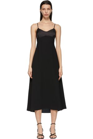 DRAE Women Midi Dresses - Blocking Dress