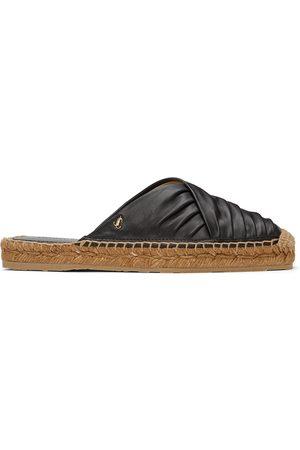 Jimmy Choo Des Espadrille Slippers
