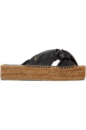 Jimmy Choo Daja Platform Espadrille Sandals