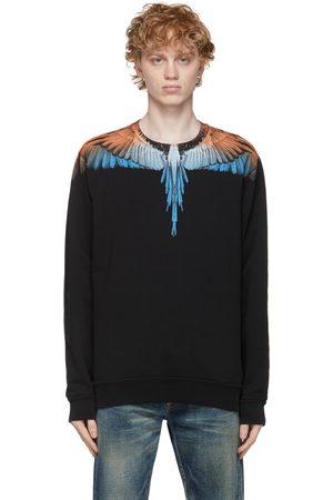 MARCELO BURLON Men Sweatshirts - And Wings Sweatshirt