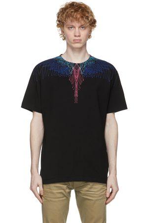 MARCELO BURLON And Multicolor Wings T-Shirt