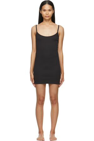 SKIMS Women Casual Dresses - Cotton Rib Slip Dress