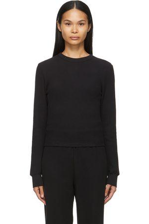 SKIMS Women Long Sleeve - Waffle Long Sleeve T-Shirt