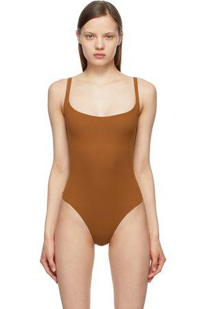 SKIMS Fits Everybody Square Neck Bodysuit