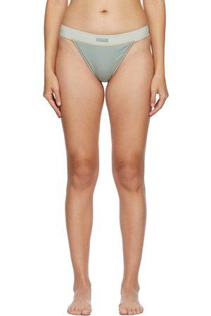 SKIMS Women Thongs - Cotton Rib Thong