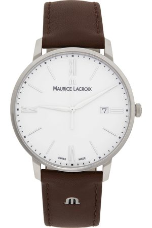 Maurice Lacroix And Eliros Date Watch