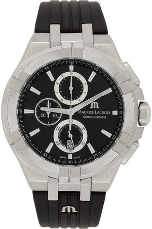 Maurice Lacroix And Aikon Chronograph Watch