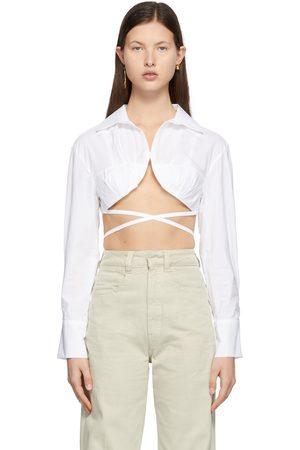 Jacquemus La Chemise Baci Shirt
