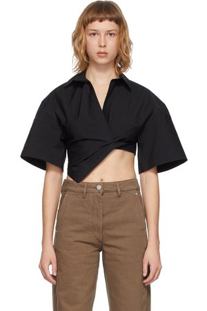 Jacquemus La Chemise Capri Short Sleeve Shirt