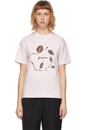 Jacquemus Le T-Shirt Jean T-Shirt