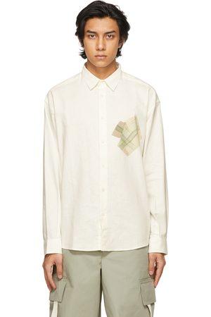 Jacquemus Men Shirts - Off- La Chemise Henri Shirt