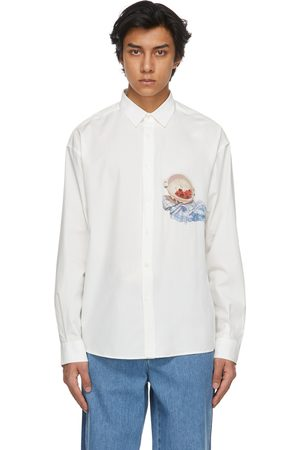 Jacquemus Cherries La Chemise Henri Shirt