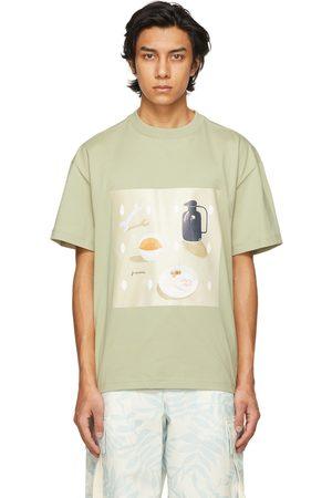 Jacquemus Le T-Shirt Tableau T-Shirt