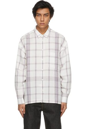 Jacquemus Check La Chemise Baou Shirt