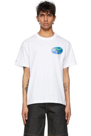 Jacquemus Men T-shirts - Le T-Shirt Haricots T-Shirt