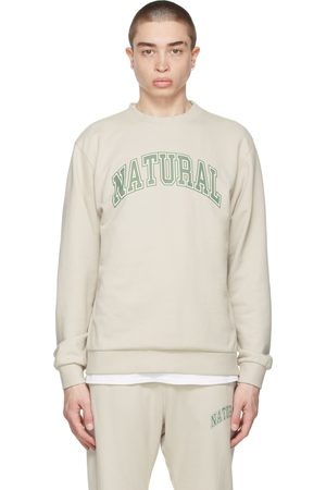 Museum of Peace and Quiet SSENSE Exclusive Terry Natural Sweatshirt