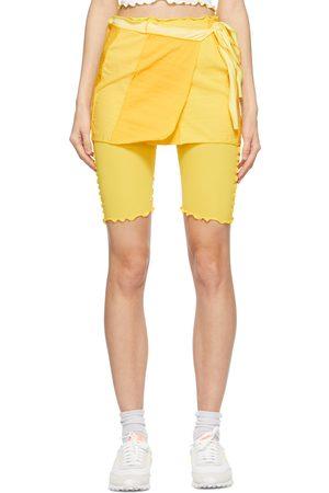 Sherris Ruffle Wrap Skirt