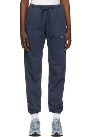 Museum of Peace and Quiet Navy Word Mark Lounge Pants