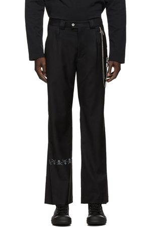 MASTERMIND JAPAN C2H4 Edition Streamline Tailored Trousers