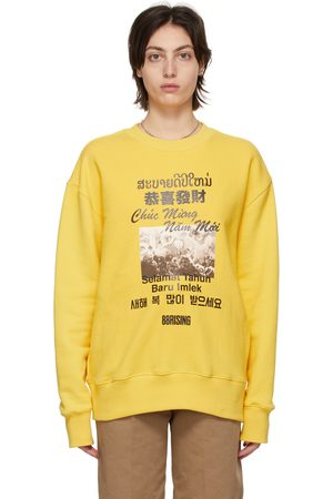 SSENSE WORKS SSENSE Exclusive 88rising Double Happiness Sweatshirt