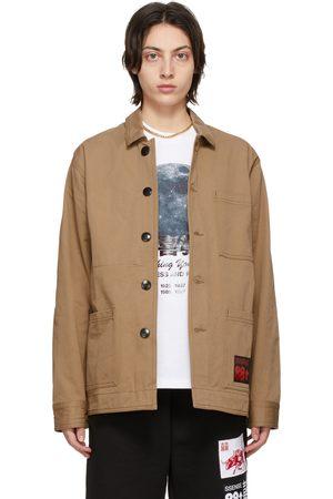 adidas Women Jackets - SSENSE Exclusive 88rising Workwear Chore Jacket