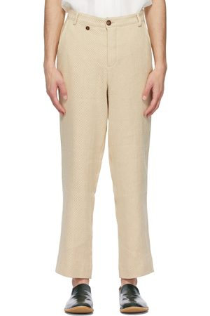 King and Tuckfield Loose Chino Trousers