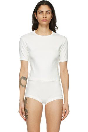 Nu Swim Women T-shirts - Organic Cotton Daily T-Shirt