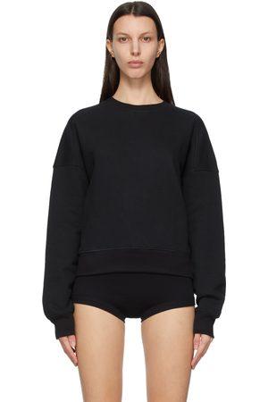 Nu Swim Women Sweatshirts - Organic Cotton Smile Sweatshirt