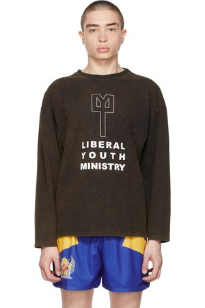 Liberal Youth Ministry Faded Logo Long Sleeve T-Shirt