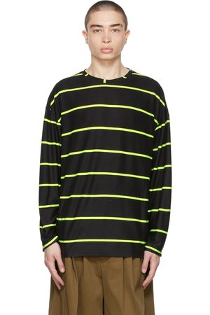 Liberal Youth Ministry Neon Stripe Long Sleeve T-Shirt