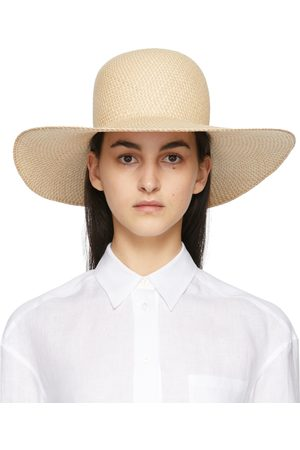 Loro Piana Women Hats - La Fossette Panama Hat
