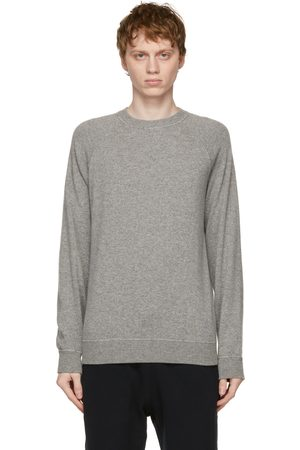 Loro Piana Grey Cashmere Silverstone Sweater