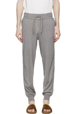 Loro Piana Grey Cashmere Portland Lounge Pants