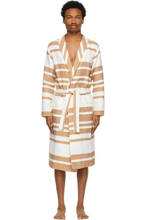 COMMAS Off- and Champagne Robe